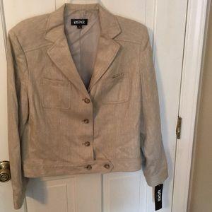 NWT Kasper jacket 16